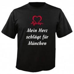 Mein Herz schlägt für München