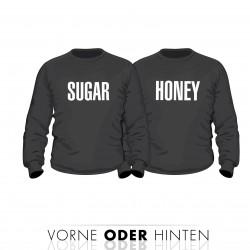 Partner Pulli Set für Sie und Ihn Sugar & Honey