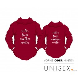 "Partner Hoodie Set ""Sister From Another Mister"""