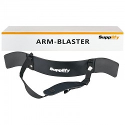 Supplify Arm Blaster Bizepstrainer, 1 Stk.