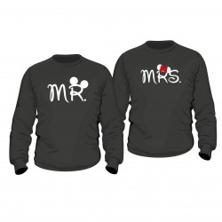 Partner Pulli Mr. oder Mrs.