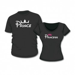 T-Shirt Set Prince / Princess