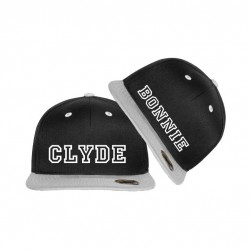 Snapback Set Bonnie & Clyde