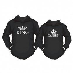 Partner Hoodie Set King. & Queen