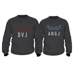 Pulli Set Angel & Devil