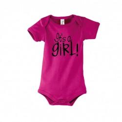 Babystrampler It´s a Girl