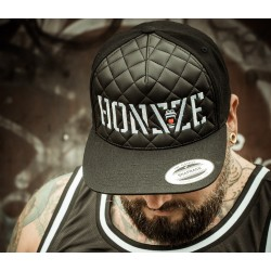 Original Honzze Snapback Diamond Quilted