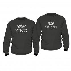 Pulli King oder Queen einzeln