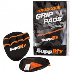 Supplify Hardcore Grip Pads, 1 Paar