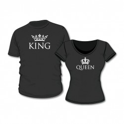 T-Shirt Set King / Queen