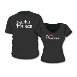 T-Shirt Set Prince / Princess