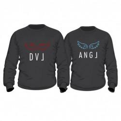 Pulli Set Angel & Devil