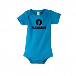 Babystrampler Plärrboy