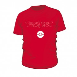 Pokemon Go TEAM ROT Shirt