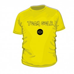 Pokemon Go TEAM GELB Shirt