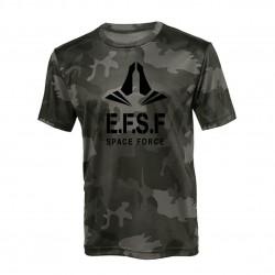 "Honzze Shirt ""Space Force"" Variante 4 (schwarz)"