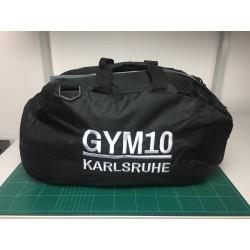 GYM 10 Sporttasche bestickt